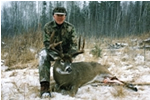 Guided Whitetail Hunting - Alberta